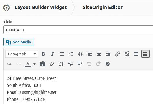 Въвеждане и форматиране на текст в редактор