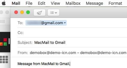auto config macmail