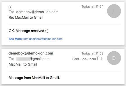 auto config macmail