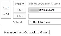 auto config outlook