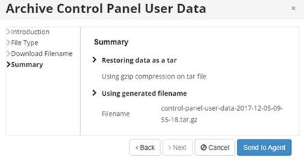 backup r1soft cpanel