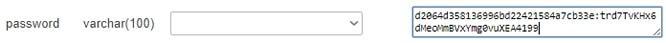 таблица с потребители в Joomla