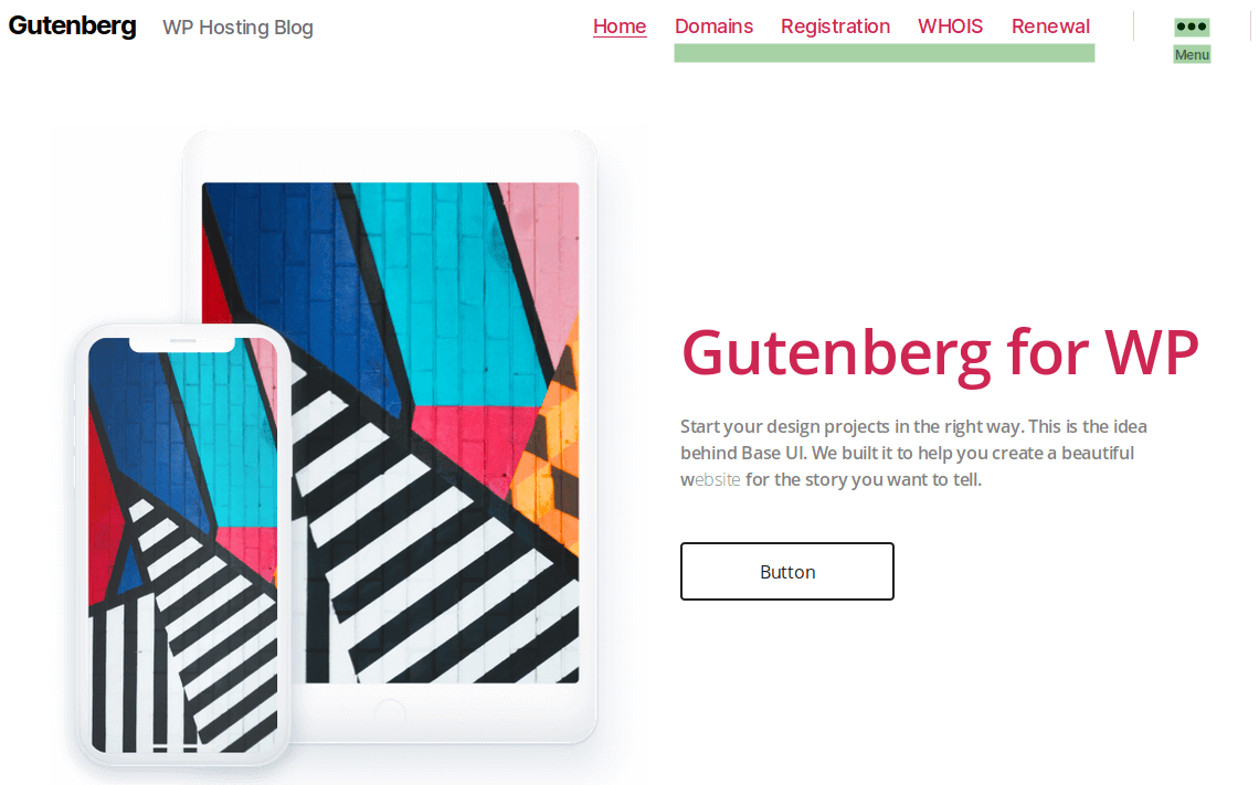 Начална страница на сайта