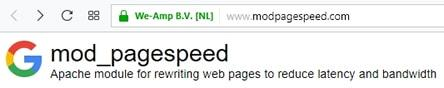 mod_pagespeed