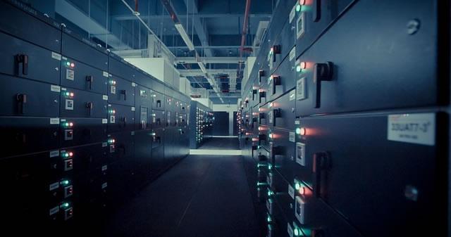 Модерен дата център
