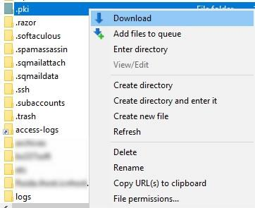 Линк за изтегляне (download) на файлове