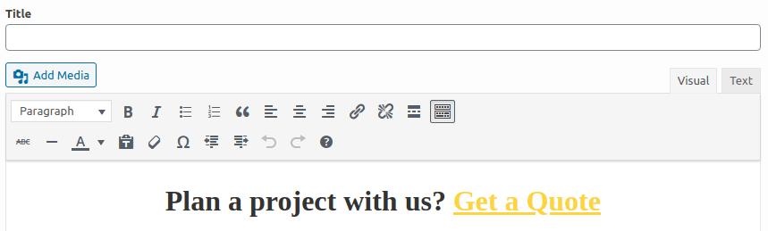 Създаване и форматиране на текста в лентата