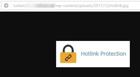 hotlink protection cpanel