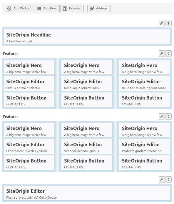 Структура на страницата Portfolio