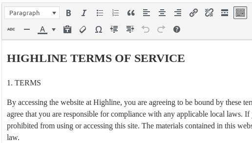 Форматиране на текст в редактор