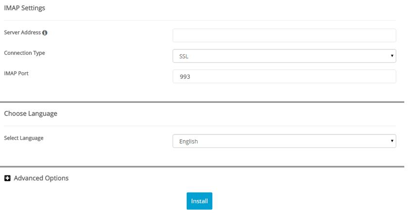 Конфигуриране на мейл сървъра
