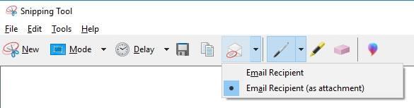 линк за прикачване на screenshot в имейл