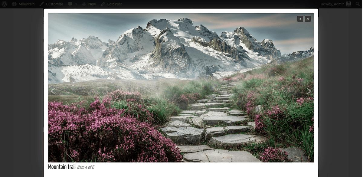 Изглед на изображение в Simple Lightbox