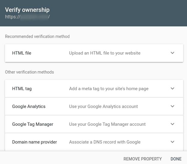 Удостоверяване чрез метода HTML tag