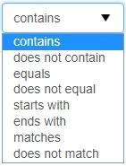 Списък с логически оператори