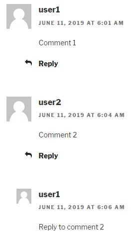 Коректно зареждане на всички коментари