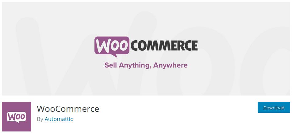 Линк за изтегляне на WooCommerce