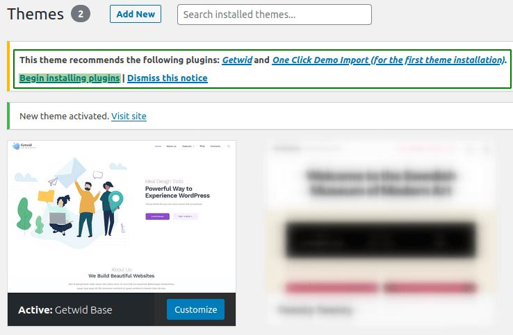 Линк за инсталиране на препоръчаните плъгини