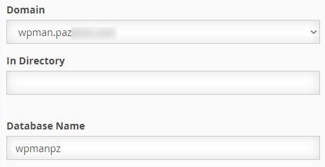настройване домейна за клониране