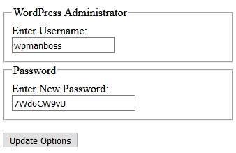 Въвеждане на потребител и парола в браузър