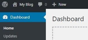 администрация на WordPress сайт